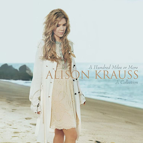 *USED* Alison Krauss Hundred Miles Or More CD
