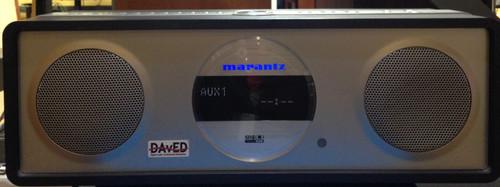 Marantz ZC4001/ZR6001 Self-contained Audio & AV Receiver System