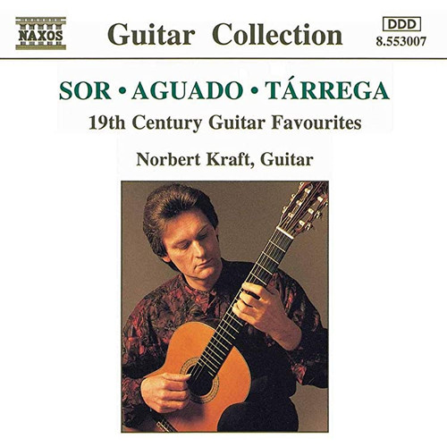 *USED* Guitar Collection Sor Tarrega CD