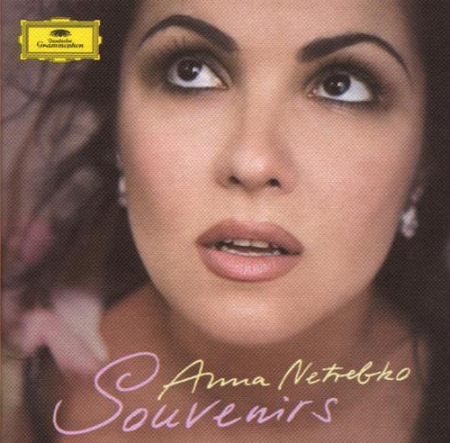 *USED* Anna Netrebko Souvenirs CD/DVD Combo Ltd Ed