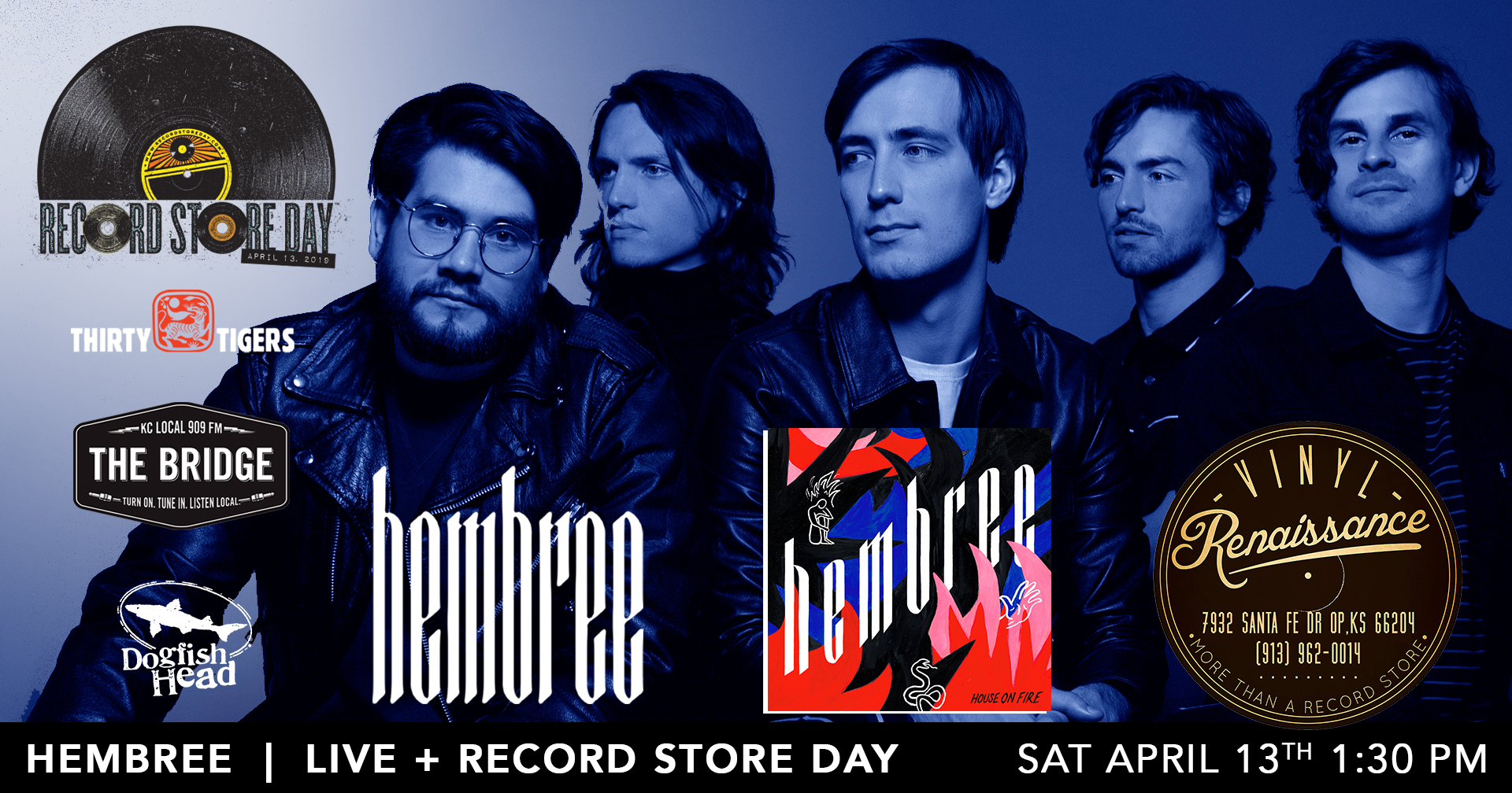 Record Store Day 2019 w/ Hembree