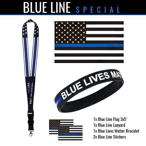Blue Line Special