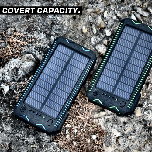 Covert Capacity® Power