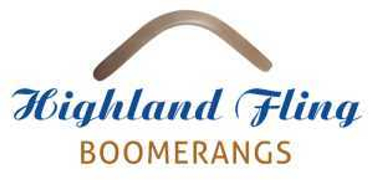 Highland Fling Boomerangs