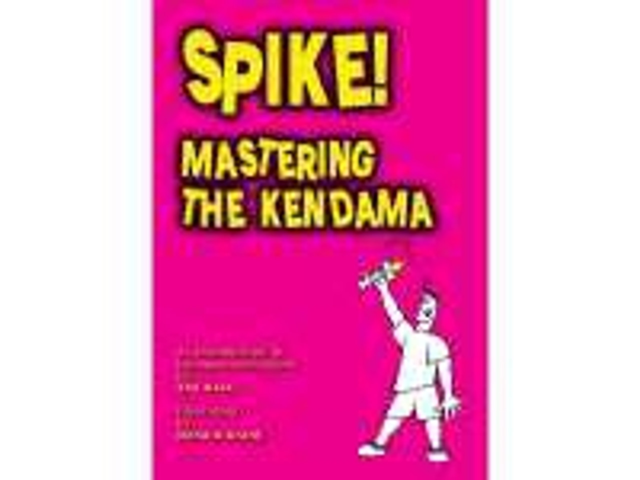 Kendama Books and DVDs