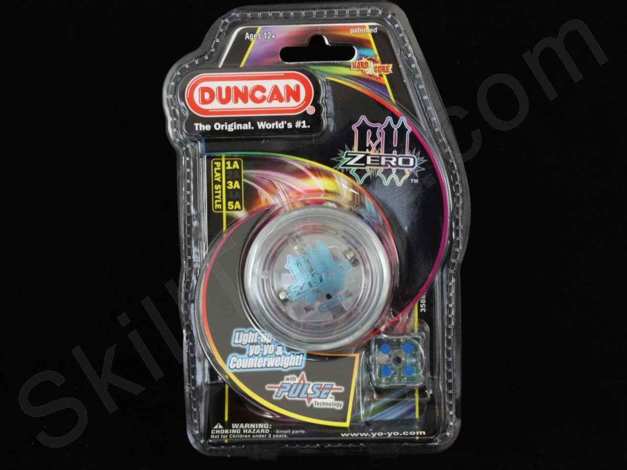 duncan freehand yoyo counterweight