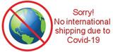 Why no international shipping?