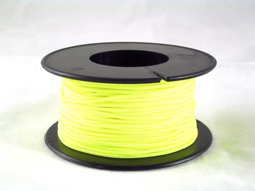 Henrys yellow diabolo Glow String 25m