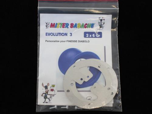 Mr Babache 2x6g Evolution 3