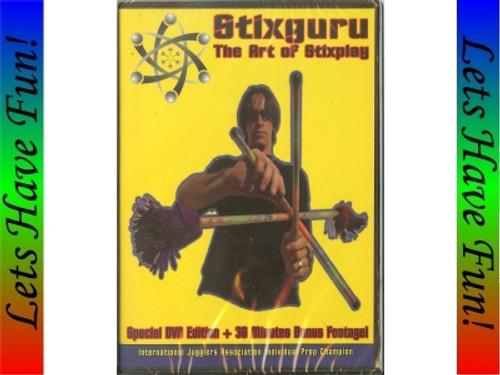 Lunastic Stixguru DVD