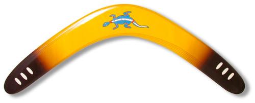 Boomerang Fan Aborinal Right Handed
