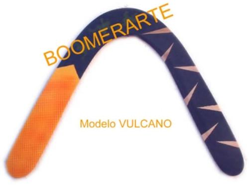 Boomerarte VULCANO Boomerang Right Handed