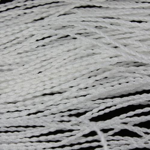 100 Angel Hair yo-yo strings - White Crystal