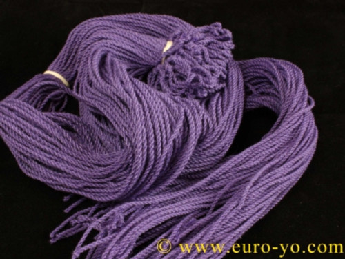 100 Arriba! Plum Purple type 6 polyester yo-yo strings