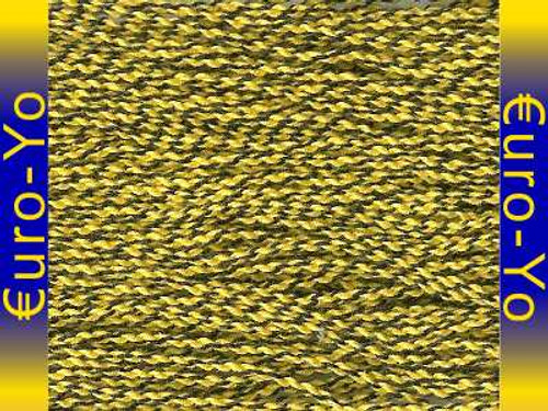 100 Arriba! Type 9 cotton yellow/black Bee yoyo strings