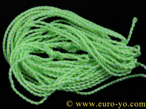 5 Arriba! Lemon and Lime type 6 Polyester yoyo strings