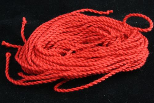 5 Mondo Blood Red yo-yo strings