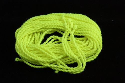 5 Mondo Bright Yellow yo-yo strings