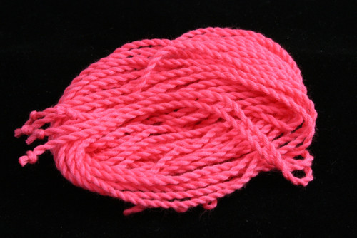 5 Mondo Electric Pink yo-yo strings