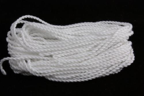 5 Mondo Pure White yo-yo strings