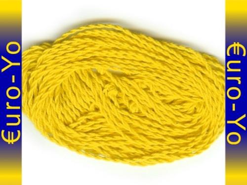 5 Arriba! Type 9 Yellow cotton yoyo strings