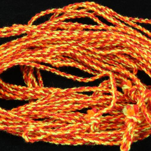 YoyoJam Tri-colour Ultra Jam String red/yellow/orange x5