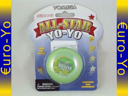 Yomega All-Star yoyo Green