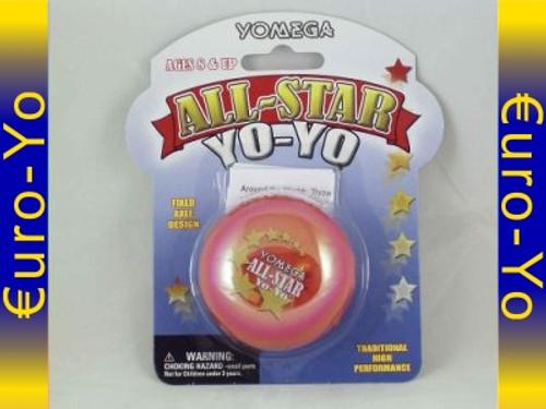 Yomega All-Star yoyo - Red