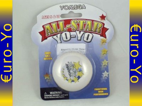 Yomega All-Star yoyo - White