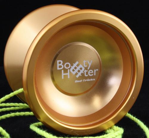 God-Tricks Bounty Hunter  unresponsive advanced Trick Yo-Yo Gold
