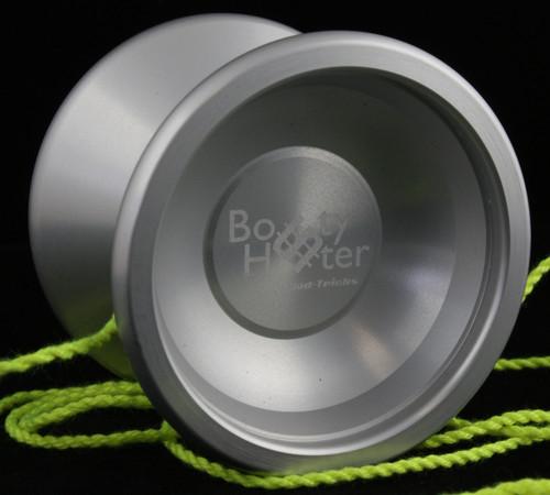God-Tricks Bounty Hunter unresponsive, advanced Yo-Yo MATT Silver