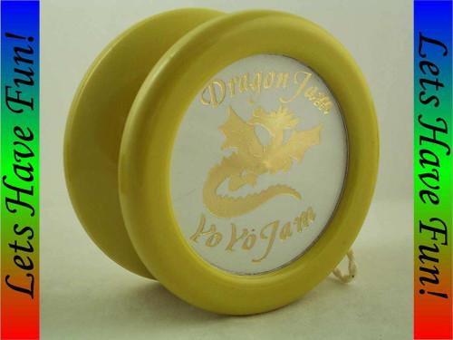 YoYoJAM DragonJam Yo-Yo yellow