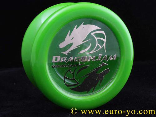 YoYoJAM DragonJam Yo-Yo Lime green