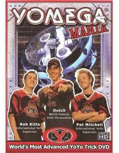 Yomega® Yo-yo Mania DVD