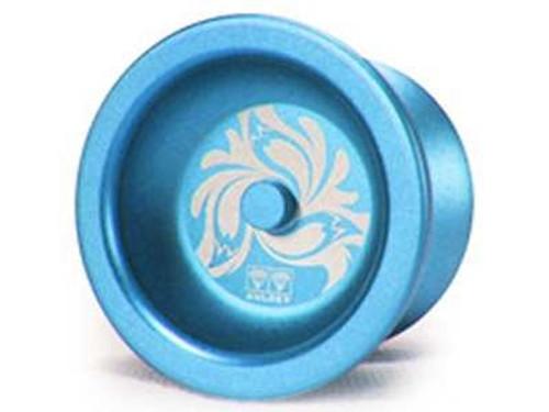 Auldey Firefox Yo-Yo Blue