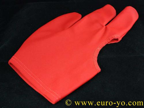 Euro-Yo Yo-Yo Glove Red Medium