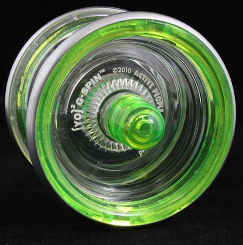 YO2 G-Spin yoyo Green