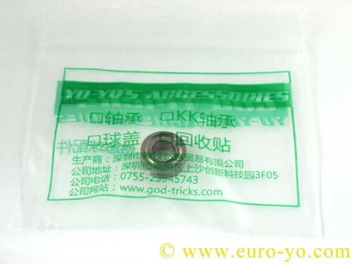 God-Tricks Concave Stainless Steel CERAMIC BALL Yo-Yo Bearing Size C
