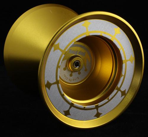 Hop King Yo-Yo Gold