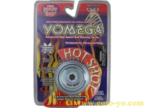 Yomega Hot Shot Yo-yo - Blue