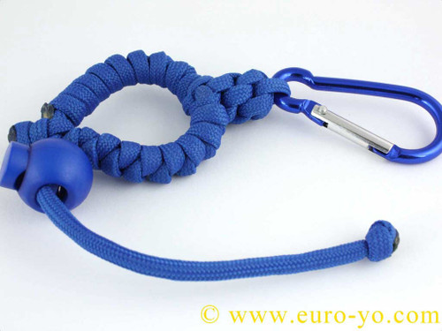 Lockett Clasps Yoyo Holster BLUE