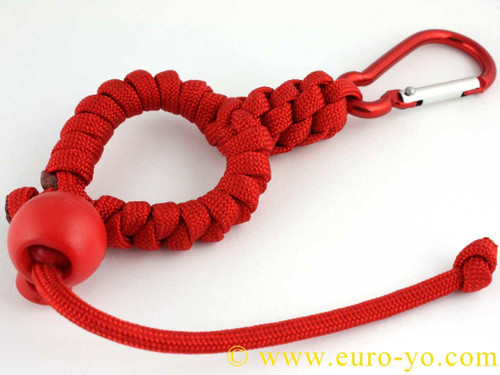 Lockett Clasps Yoyo Holster RED