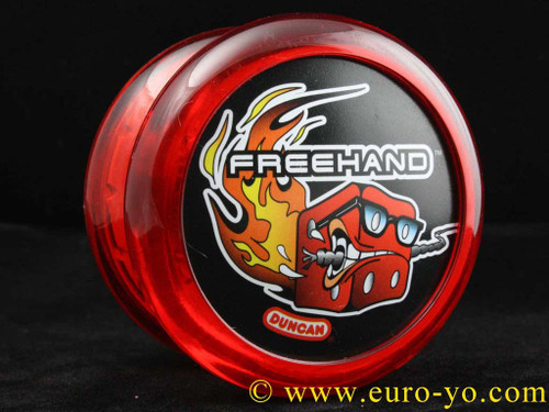 The Modfather Freehand 2 single recess Red