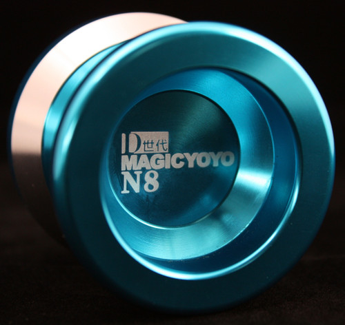 Magic YoYo N8 Dare To Do Blue