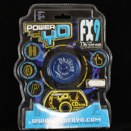 PowerYo FX9 YoYo The Phantom - Blue (