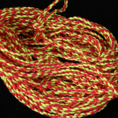 Sun-Glass Python Yoyo Strings - Abyss - pack of 5