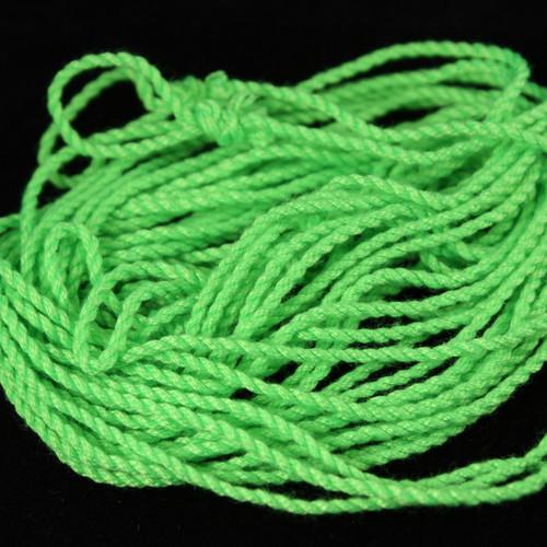 Sun-Glass Yoyo Strings - Green - pack of 5