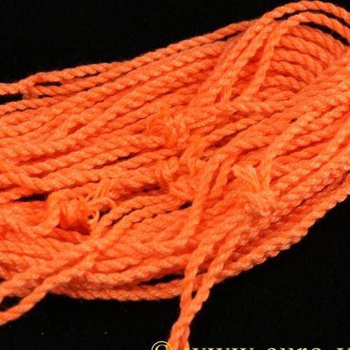 Sun-Glass Yoyo Strings - Orange - pack of 5