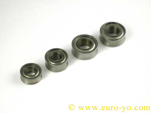 Vivace Hybrid Ceramic CONCAVE Bearing Size C