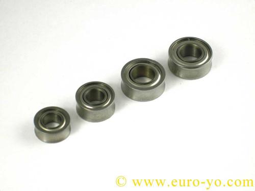 Vivace Hybrid Ceramic CONCAVE Yo-Yo Bearing ABEC 5 Size D